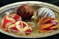 Easter eggs from Svetla Rakshieva