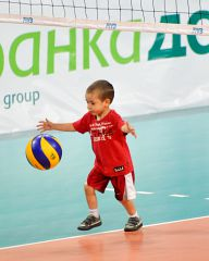 Bulgaria is volleyball