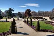 Park in Madrid