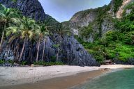 Somewhere near El Nido