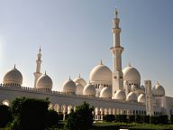"White Mosque ""Sheikh Zayed"""