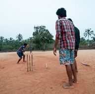 Cricket - the national game of India
