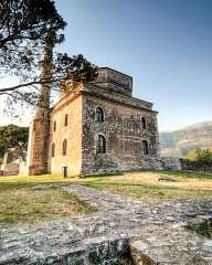 Old temple in Ioannina