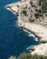 Coast of Thassos