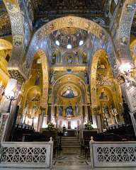 Beautiful cathedrals in Sicily