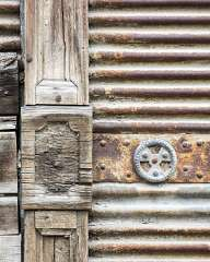 The old shutters