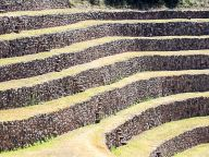Moray - agricultural terraces