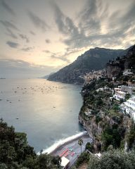 Coast near Positano
