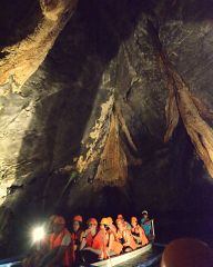 Underground river of Puerto Princesa