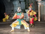 Dance group from China 