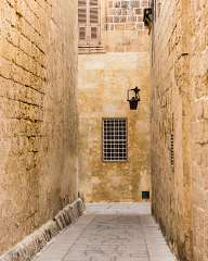 Mdina - the old capital of Malta