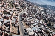 La Paz view from above