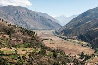 Valley of the Urubamba River