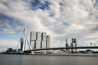 Walk around Rotterdam