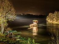 House of Drina river
