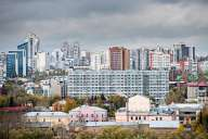 The streets of Barnaul