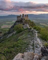 The Anevo fortress