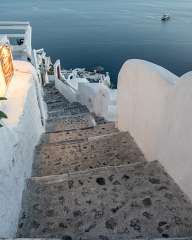 Somewhere in Oia