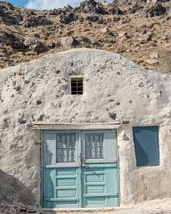 Somewhere in Santorini