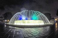 Fountains in Lima