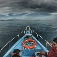 Going to Menjangan