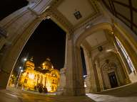 Night in Bucharest