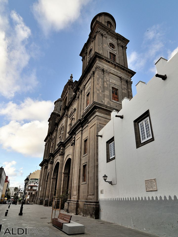 Buildings in Las Palmas