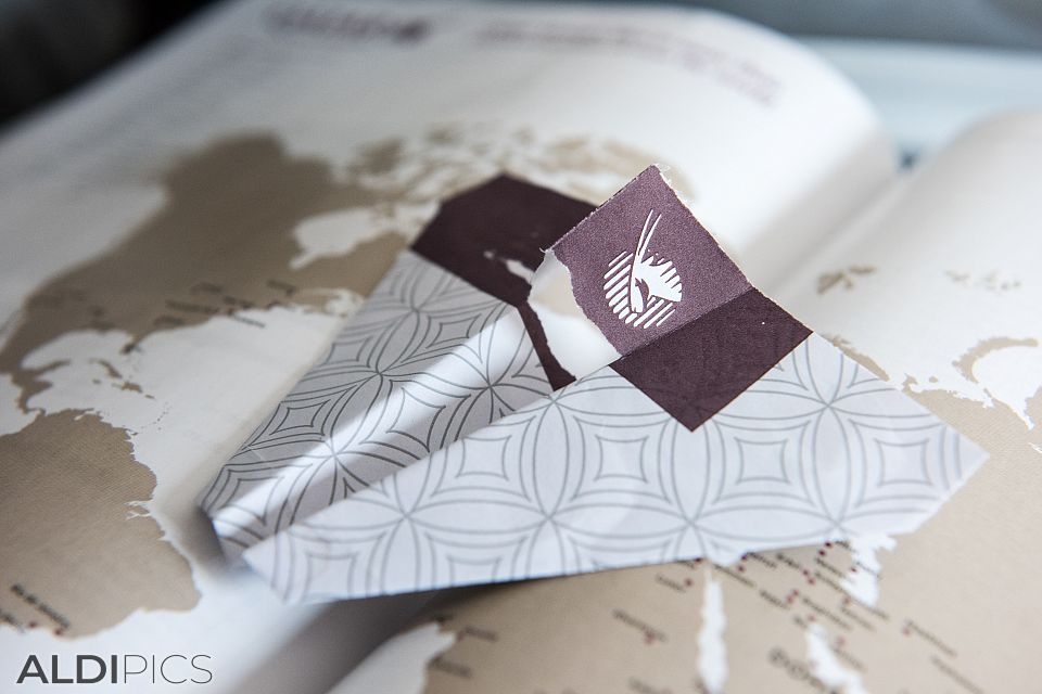 Again with Qatar Airlines