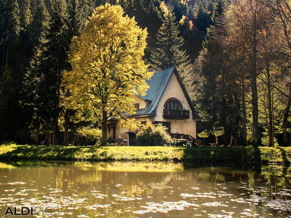 Autumn in the Rhodopes