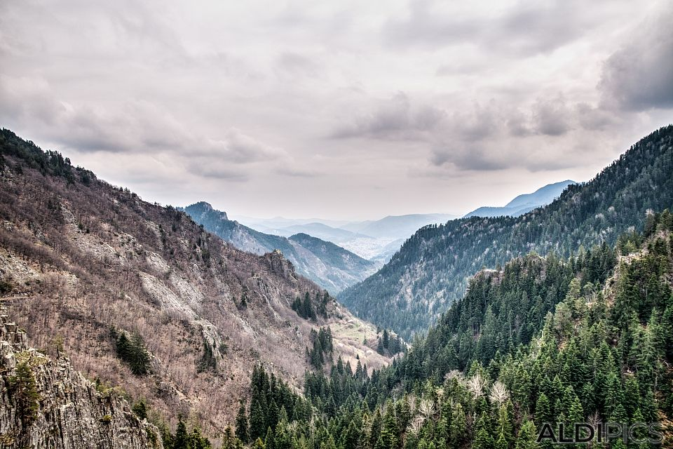 View from Smolyan