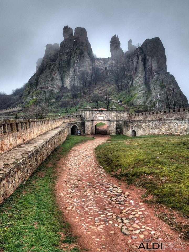 """Крепостта """"Калето"""""""