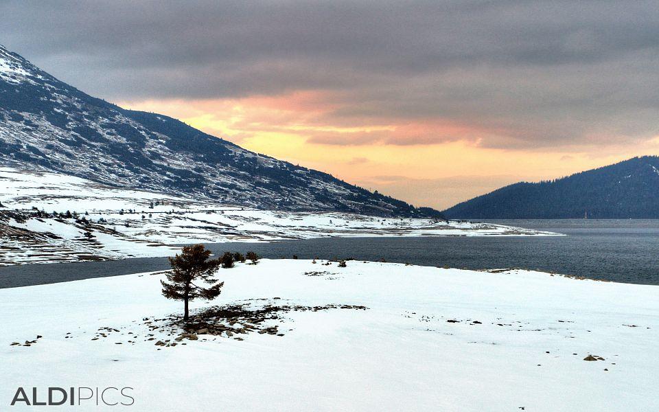 View from Belmeken