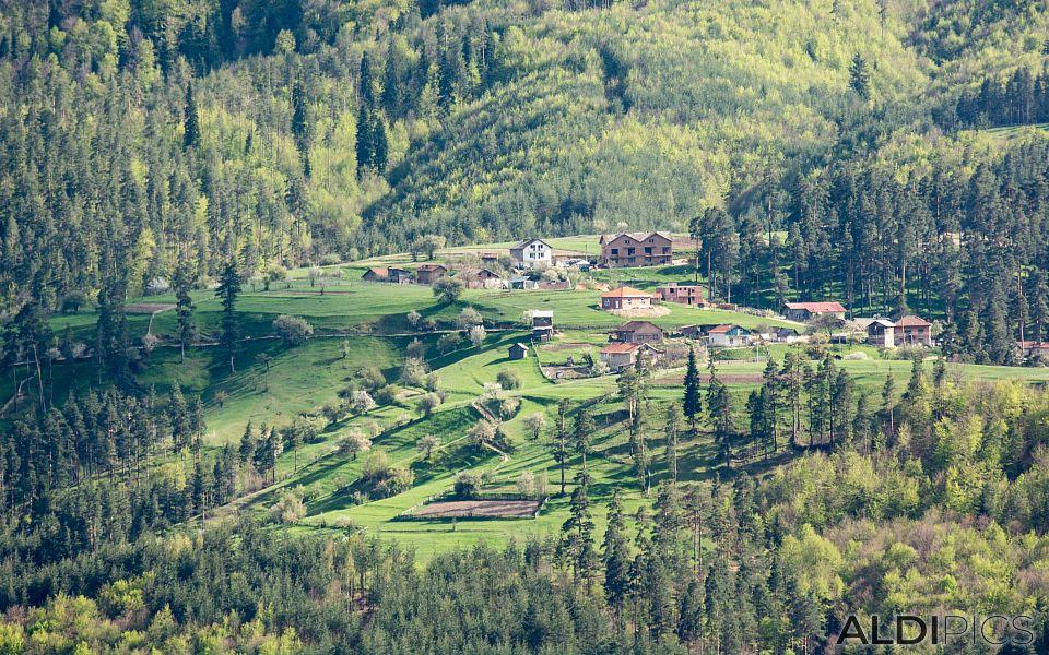Rhodope landscapes