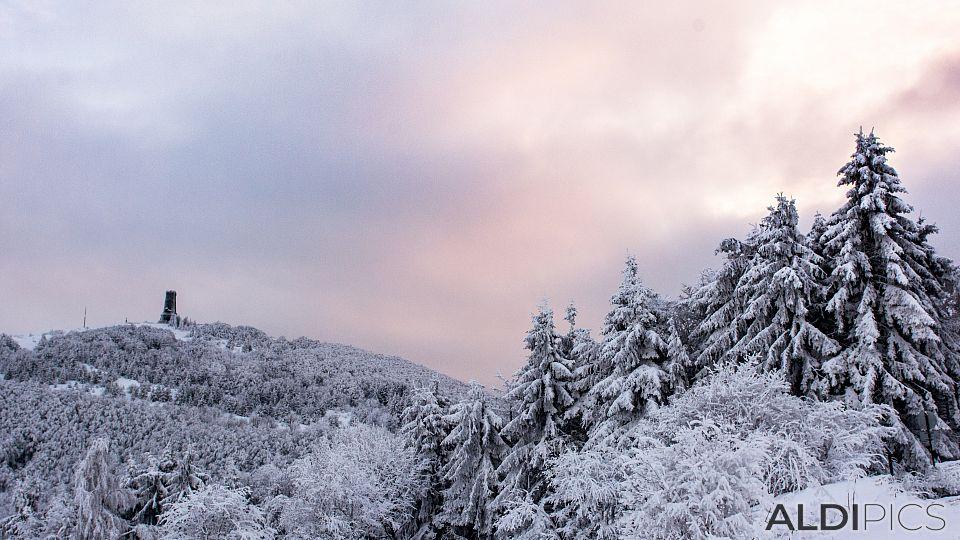 Snowy Shipka