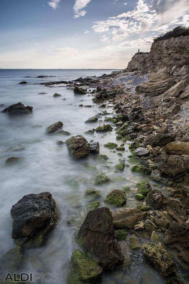 Морски пейзажи край Несебър