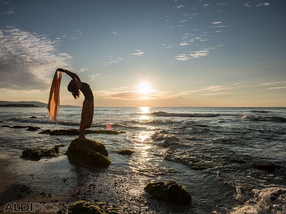 Танц със Слънцето
