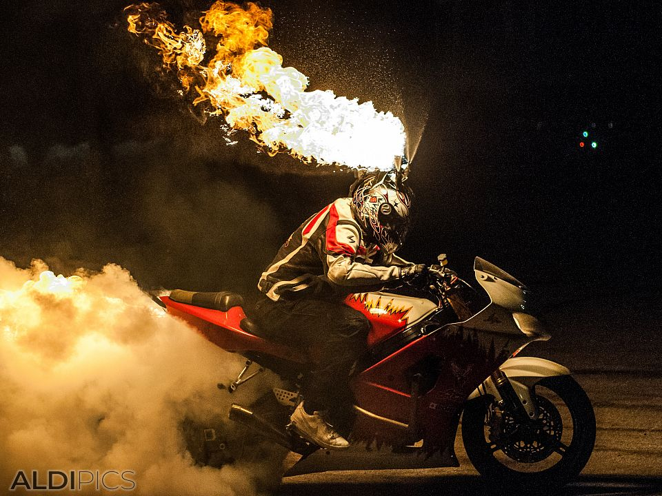 Devil Rider (Angyal Zoltan)