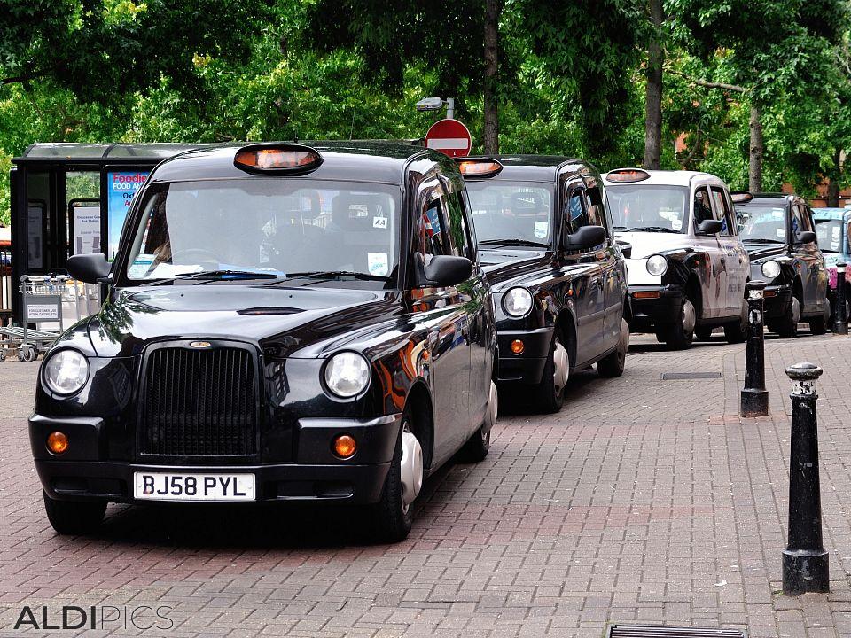 England Taxis