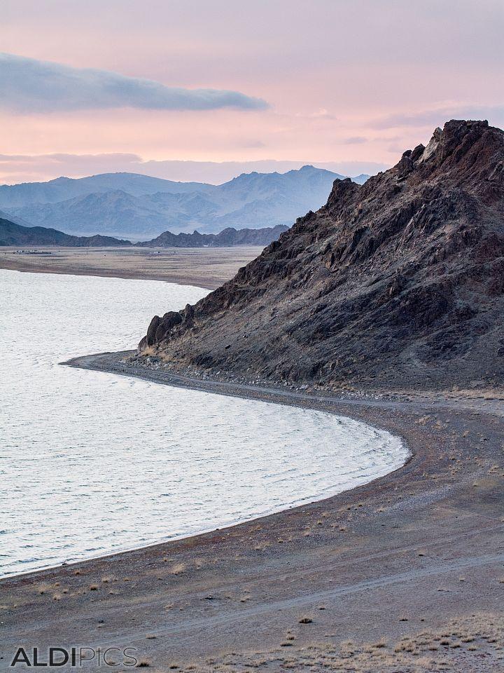 Tolbo-Nuur Lake