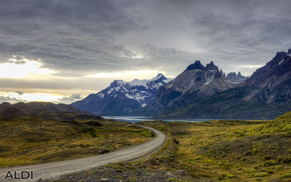 View of Torres Del Paine