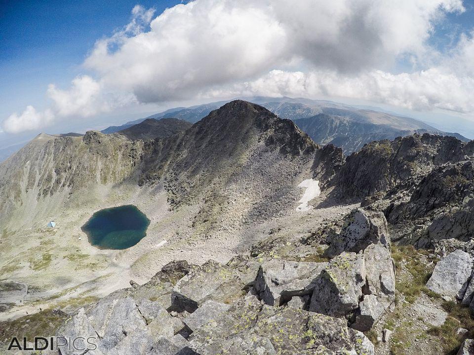Musala peak again