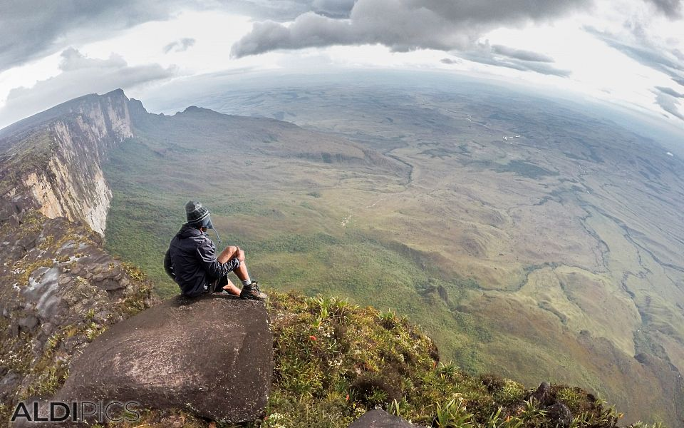 Roraima - the strangest mountain