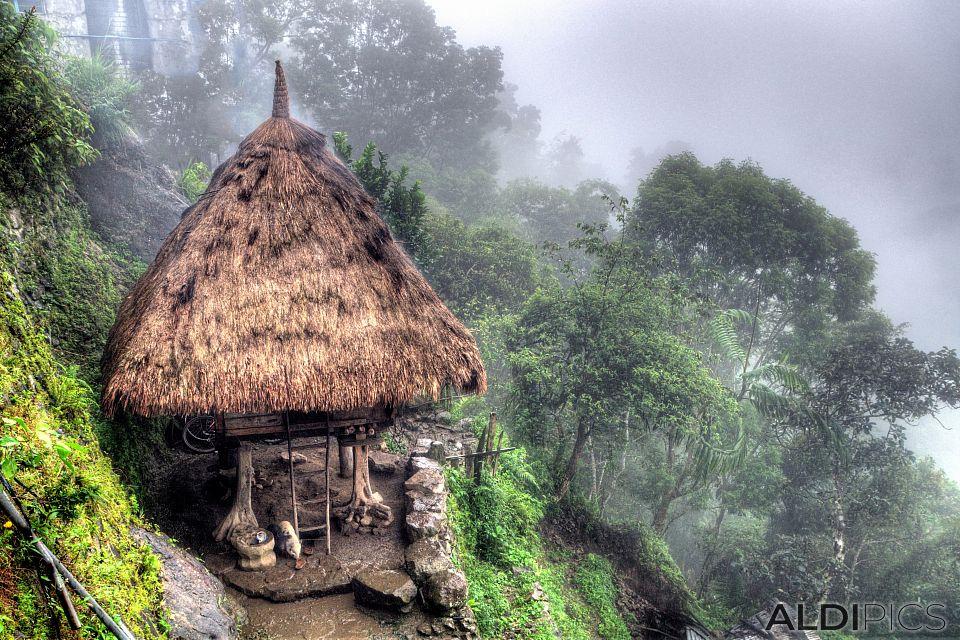 Филипинска къщичка