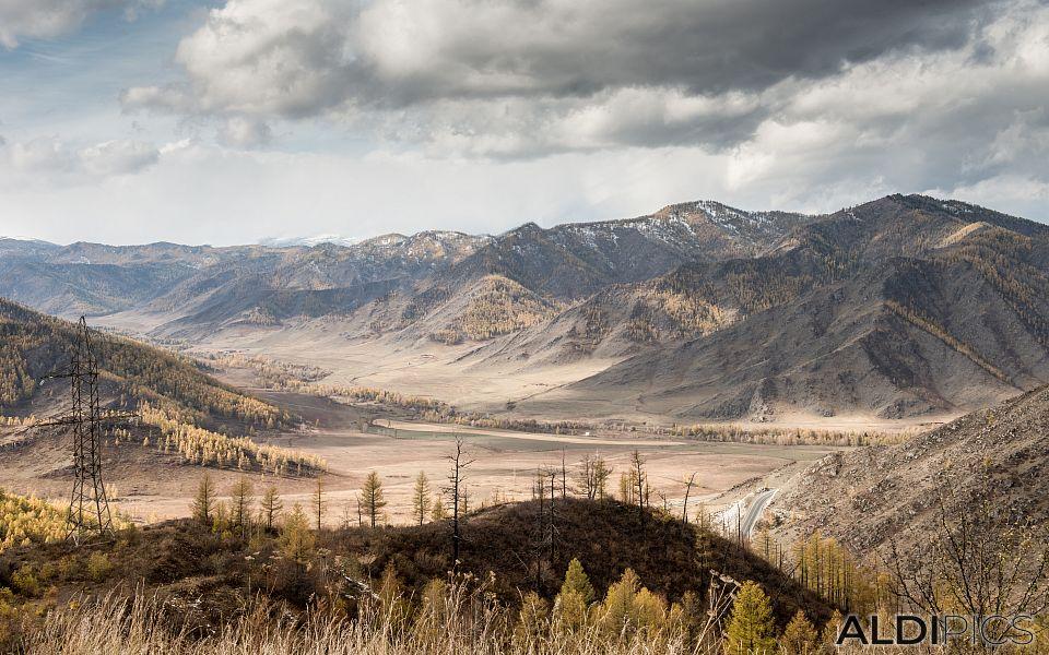 Autumn in Altai