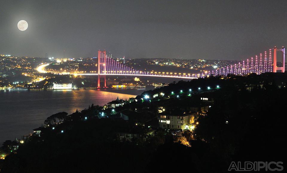 Нощ над Босфора