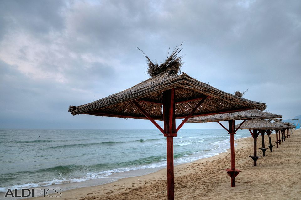 The July Morning at Albena