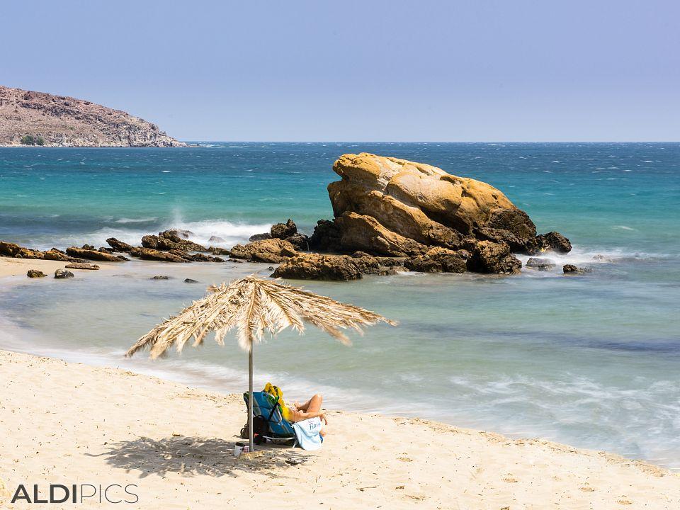 Coast of Limnos