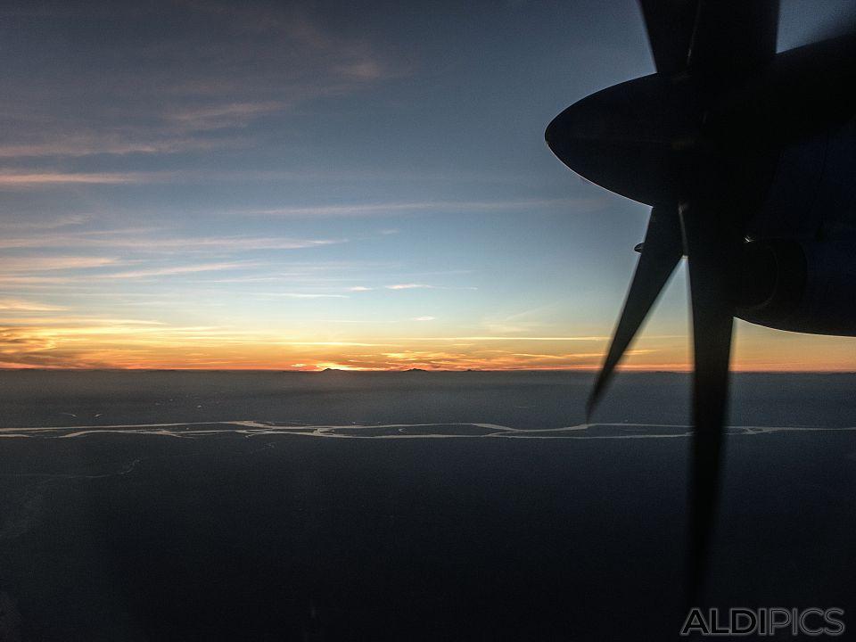 Sunset Myanmar