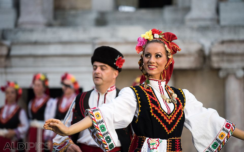 Folk Festival Plovdiv 2014