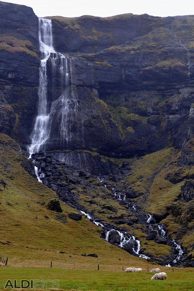 Някъде из Исландия